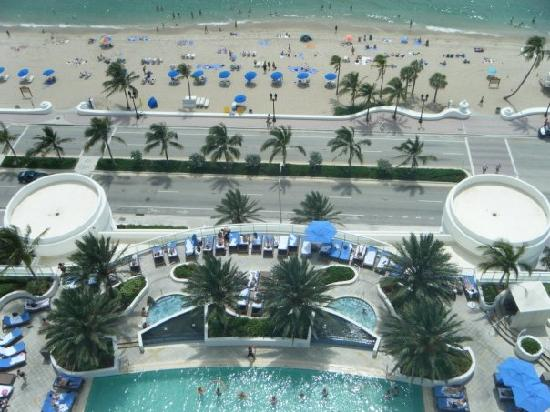 Hilton Fort Lauderdale Beach Resort Another Pool Pick From 20th