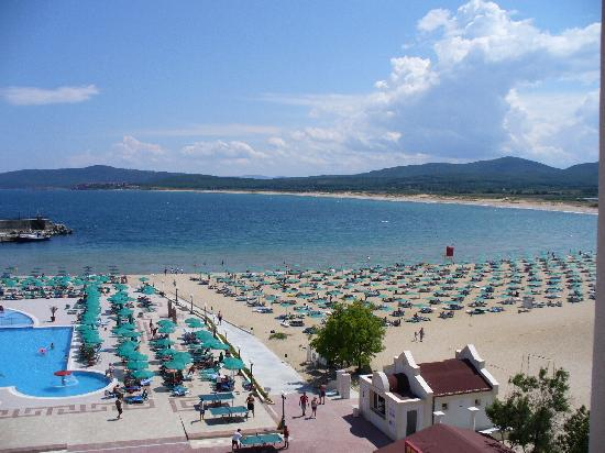 Duni Royal Marina Beach : Pool+beach