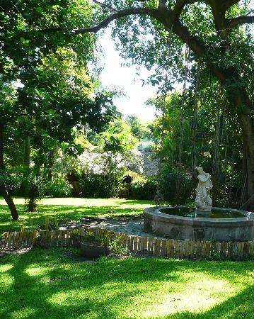 Hacienda San Gabriel de las Palmas : Very nice gardens.