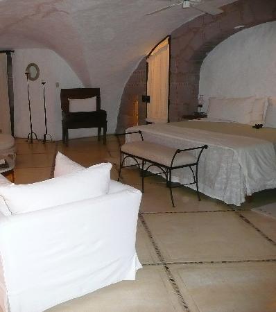 Hacienda San Gabriel de las Palmas: Luna master suite