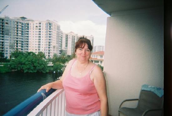 Pritikin Longevity Center & Spa: me on arrival at pritikin