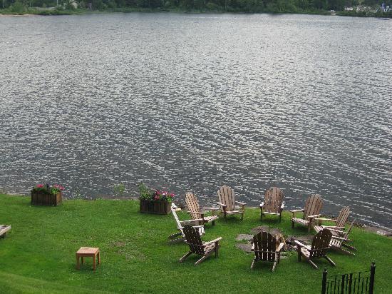 Hotel Quintessence: le lac