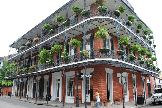 French quarter picture of hotel provincial new orleans for Best things to do in french quarter