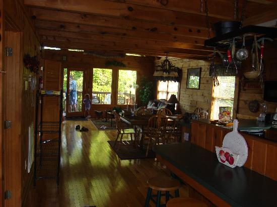 Eagles Ridge Resort: entry