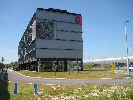 citizenM Schiphol Airport: The CitizenM Horel from Schiphol