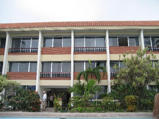 Aguamarina Hotel: hotel 1