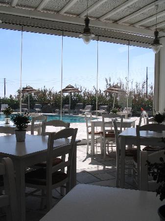 Anthea Hotel: Hotel restaurant