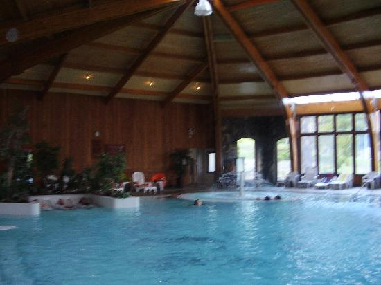 Malalcahuello Thermal Hotel & Spa: ya mirar esta foto me relaja y pronto quiero volver a estar alli