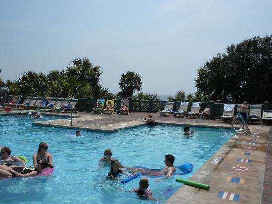 Disney S Hilton Head Island Resort Pool At Beach House