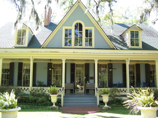 Butler Greenwood Plantation: Butler Greenwood Antebellum Home