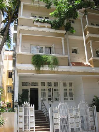 Manjunatha Residency: Manjunatha road frontage