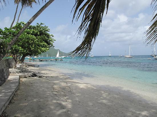 The Village Apartments: lungomare Bequia Frangipani