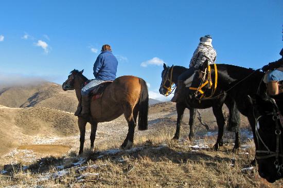 Tupungato, Argentina: Riding