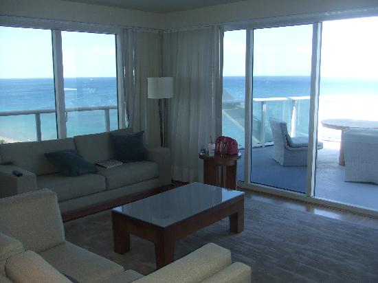 W Fort Lauderdale Marvelous Suite