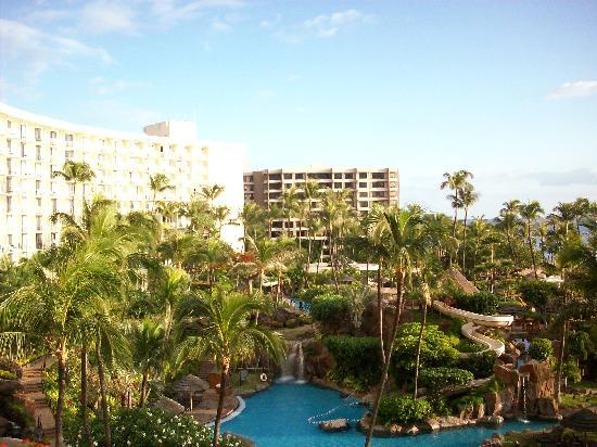 The Westin Maui Resort & Spa: Pool View
