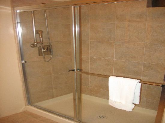 Wyndham Green Valley Canoa Ranch Resort: Shower