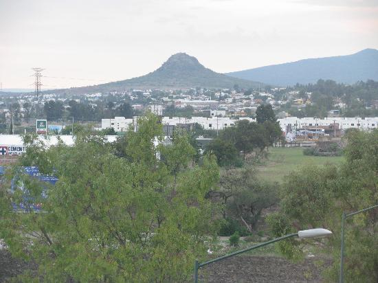 Irapuato, Mexico: View from room