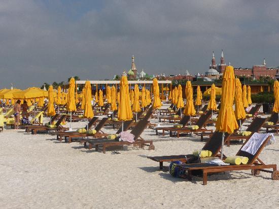 Mardan Palace: plage