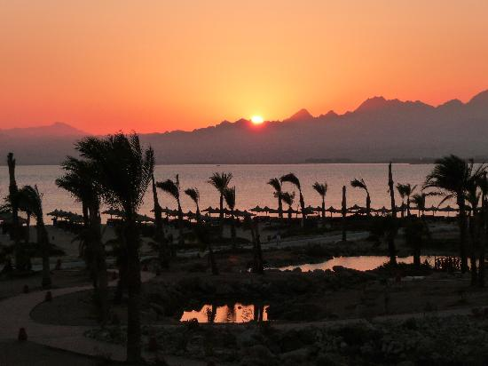 Soma Bay, Egitto: ... sehr schöne Sonnenuntergänge !