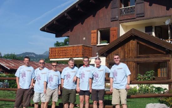 Chalet Aventure : Les Gets Mountain Biking