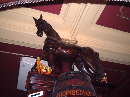 Horse Shoe Bar