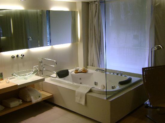 Casa Calma Hotel : great tub