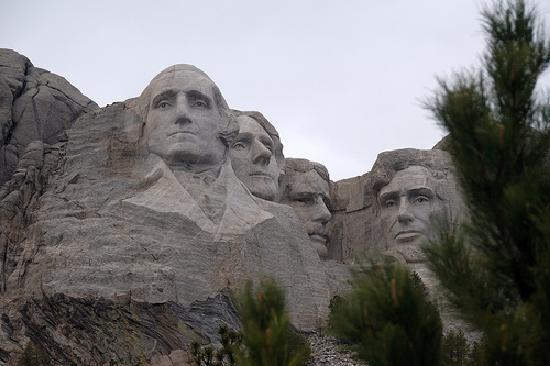 Mount Rushmore National Memorial: The Presidents