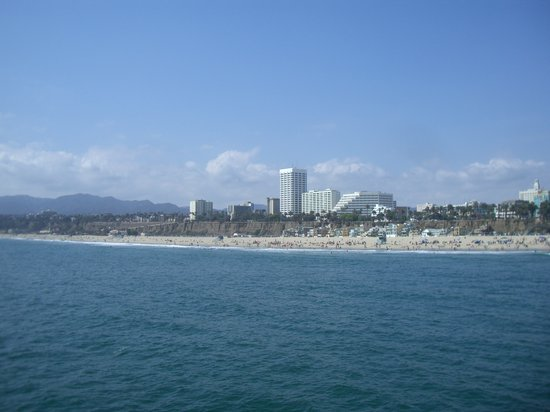 Санта-Моника, Калифорния: Santa Monica - great Beach City