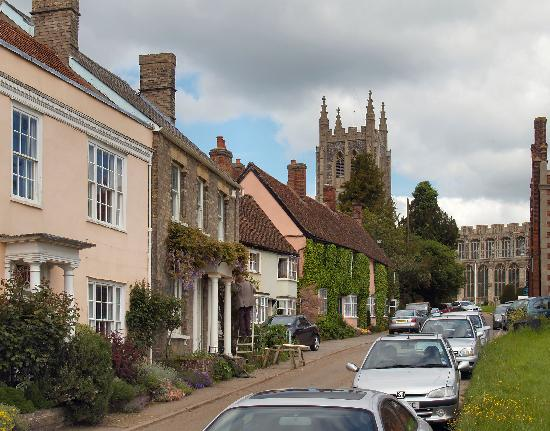 Long Melford, Suffolk
