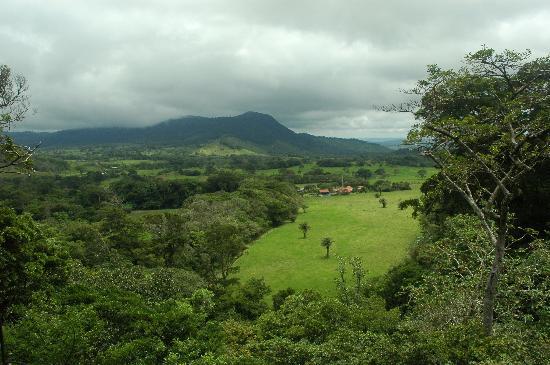 La Anita Rainforest Ranch: Valley of the zip line tour