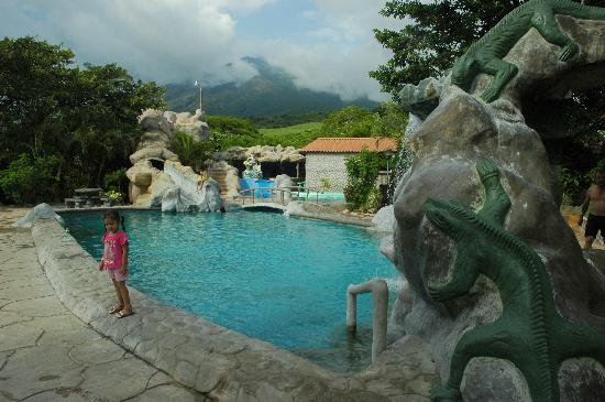 La Anita Rainforest Ranch: Thermo Mania (Hot springs)