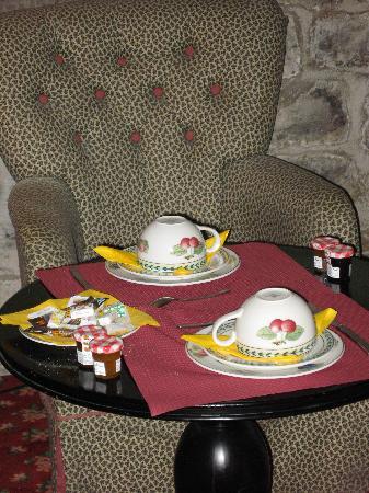 Hotel Prince de Conde: Breakfast