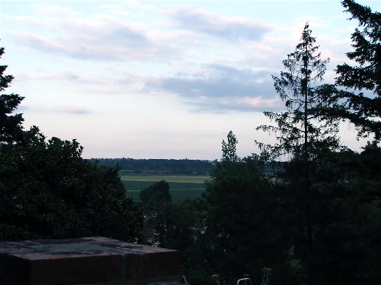Le Paquerie: Your sunset view