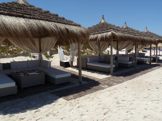 Seabel Alhambra Beach Golf & Spa: Le restaurant de la plage