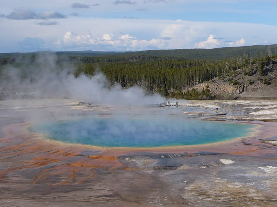 Grand Prismatic Spring Yellowstone National Park Updated 2019 All You Need To Know Before You