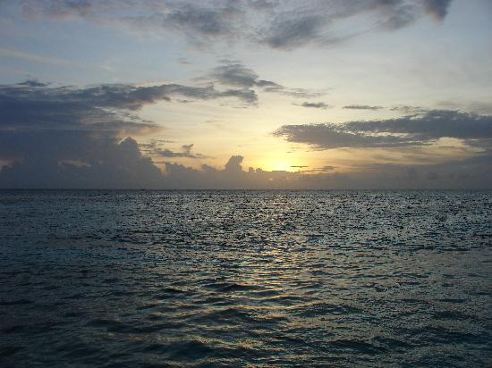 Club Med Kani : another sunset. they just got better