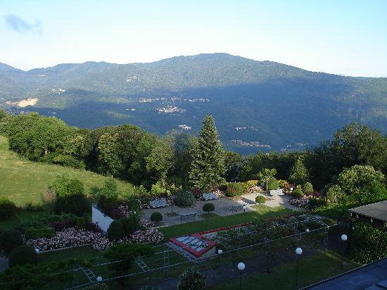 Serpiano, Suiza: room view