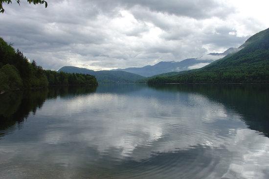 Bohinjsko Jezero, Eslovenia: Lake Bohinj