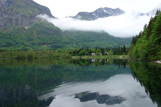 Bohinjsko Jezero, Slovenya: Lake Bohinj