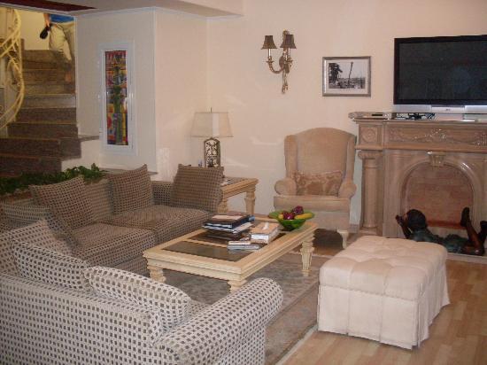 The Royal Savoy Sharm El Sheikh: Living room