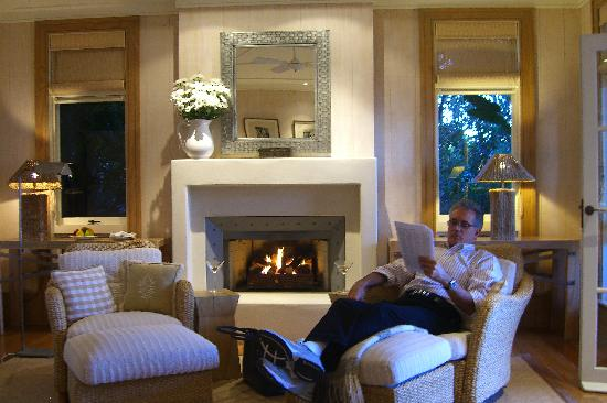 The Lodge at Kauri Cliffs: Kauri cottage