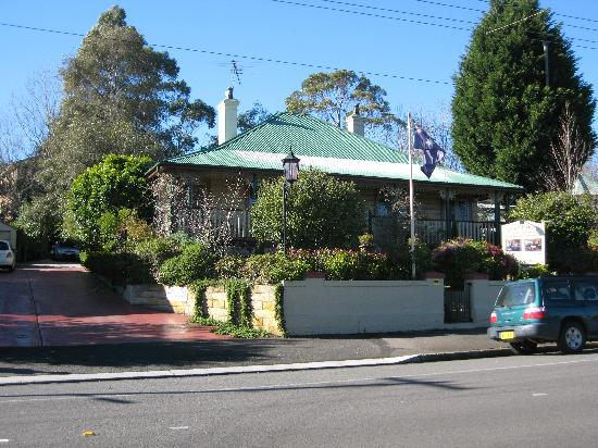 Lurline House: Picture of Hotel
