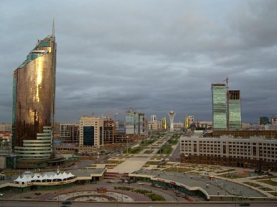 Astana, Kazachstan: Ministry of Transport and Communication