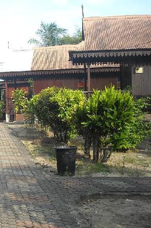 Kapas Island Resort: Neat and peaceful
