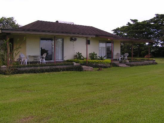 The Savaiian Hotel: Our Accomodation