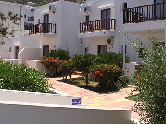 Panorama Village & Hotel: vue extérieure de l'hôtel