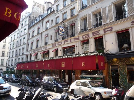Brasserie Bofinger : Outside