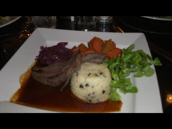 The Bothy: I had the venison