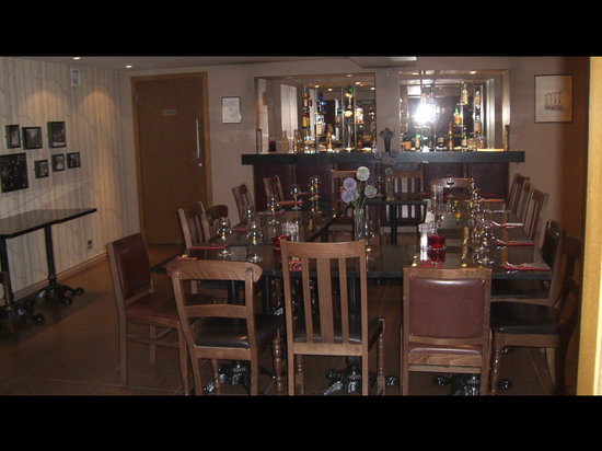 The Bothy: Downstairs function room