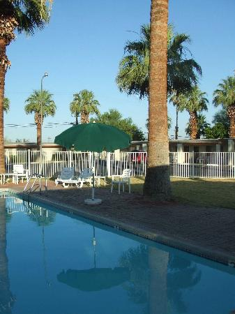 Stanlunds Inn and Suites : Pool